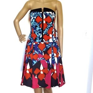 NWT Peter Pilotto For Target Strapless Dress